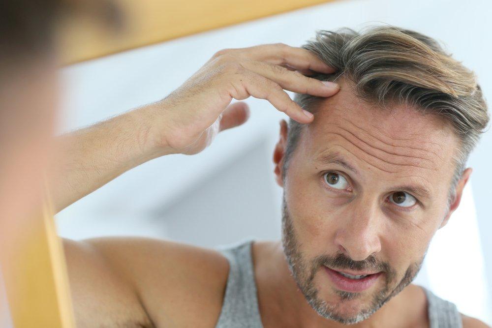 Why Do Hair Turn Grey? » Science ABC