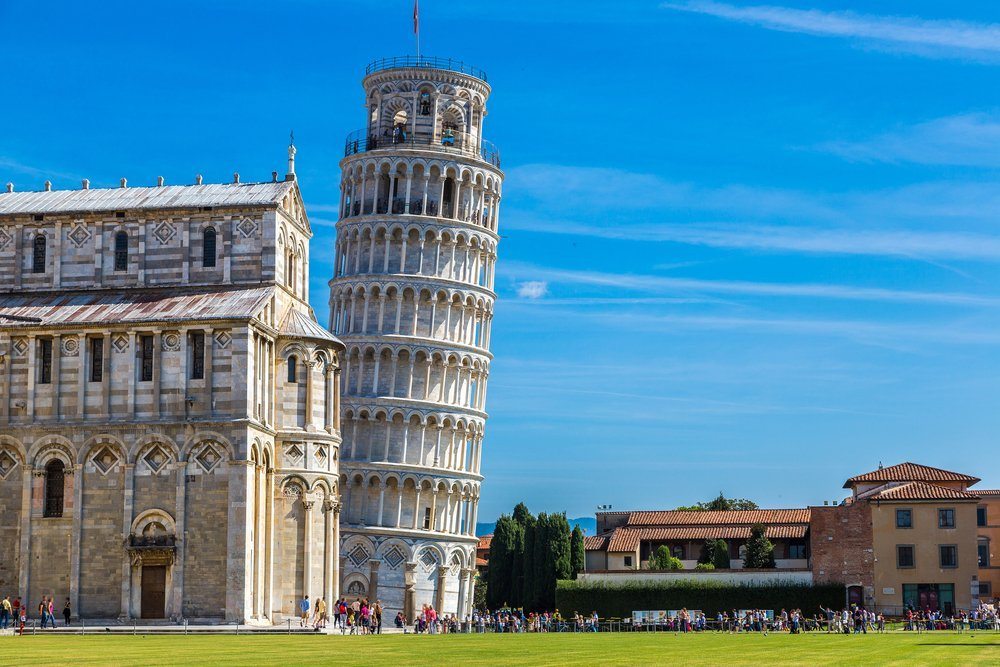 Why Does The Leaning Tower Of Pisa Lean? » Science ABC