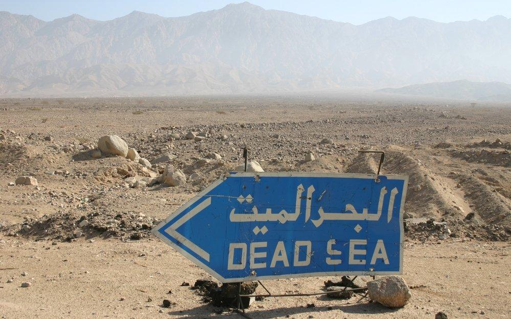Dead Sea Board