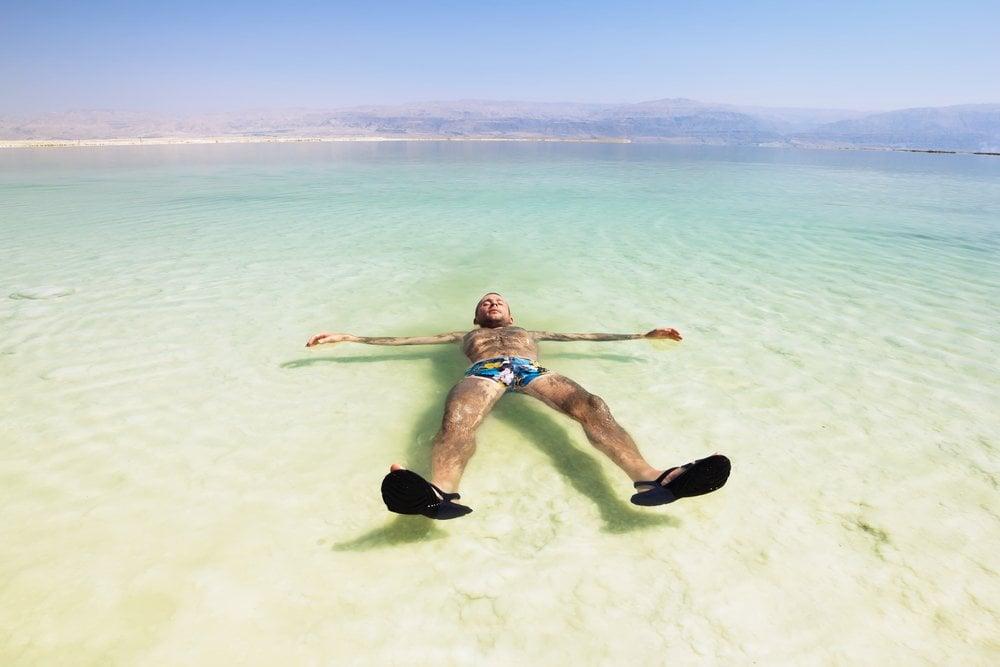 Dead Sea Therapy