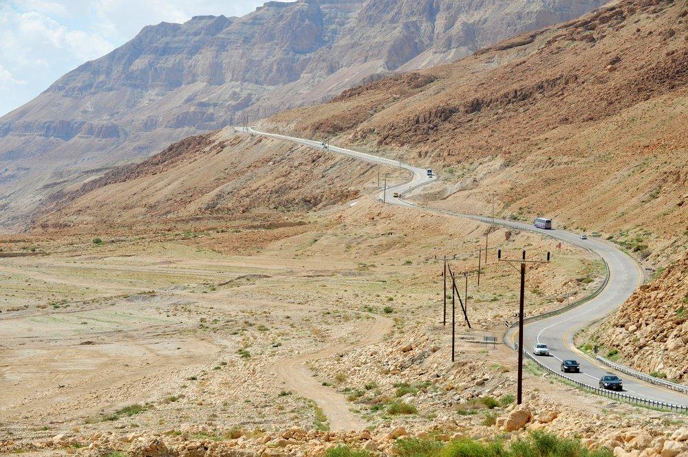 Highway 90 Israel