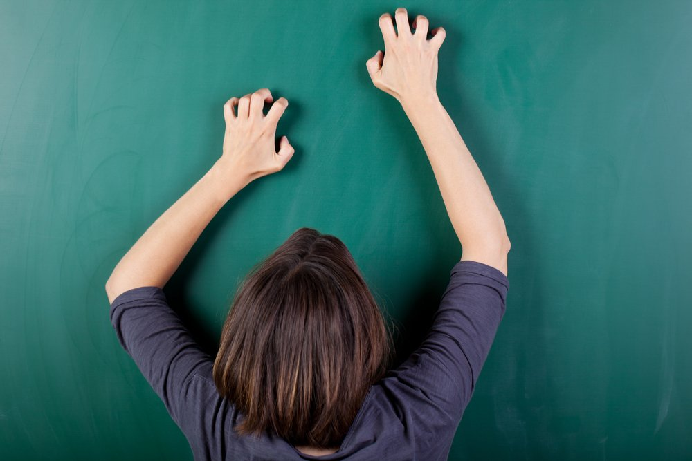 Why Is The Sound of Nails On A Chalkboard So Irritating