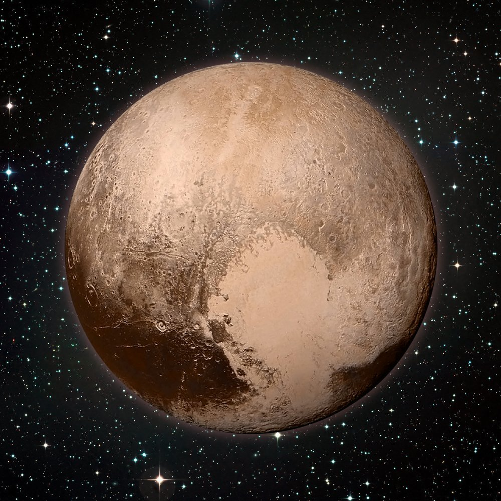 is pluto considered a planet - photo #34