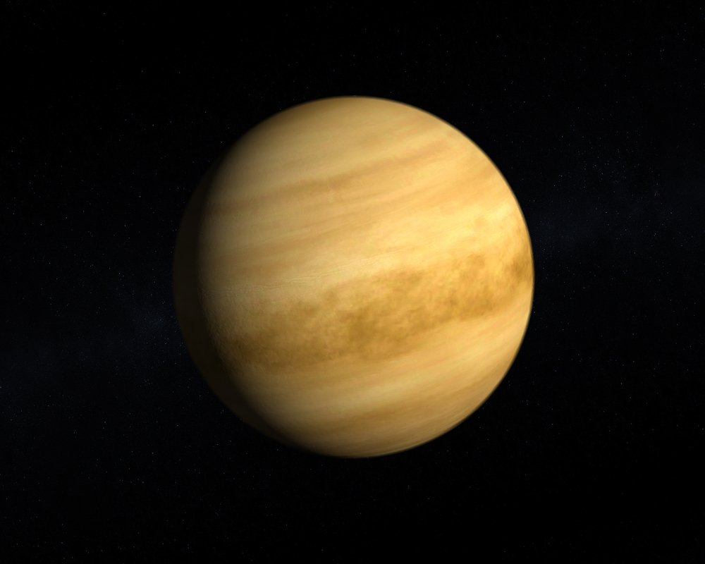 Surface Of Venus: Why Is Venus The Hottest Planet ...