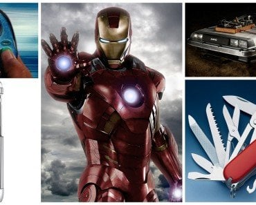 Cool Gadgets from Movies That You'd Love to Own