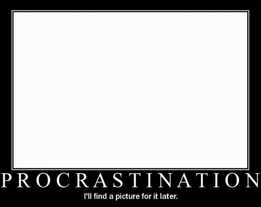 the science of procrastination why do keep postponing things procrastination6