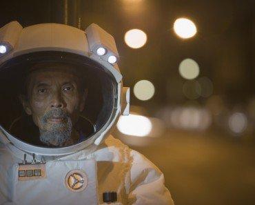 Astronaut Face