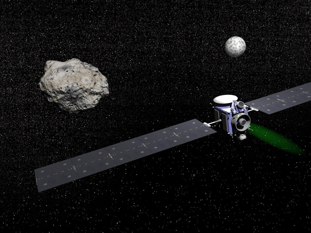 journey to the dwarf planet essay Bright lights on dwarf planet perplex nasa as probe nears afp after 2012, the probe left vesta's orbit and began its journey to ceres.