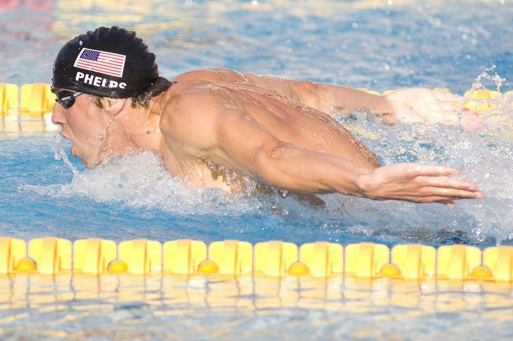 Scientific Analysis Of Michael Phelpss Body Structure Science Abc