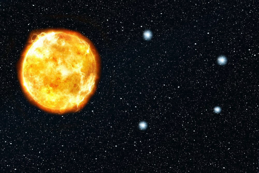 Why Do Stars Twinkle But The Sun And Planets Do Not