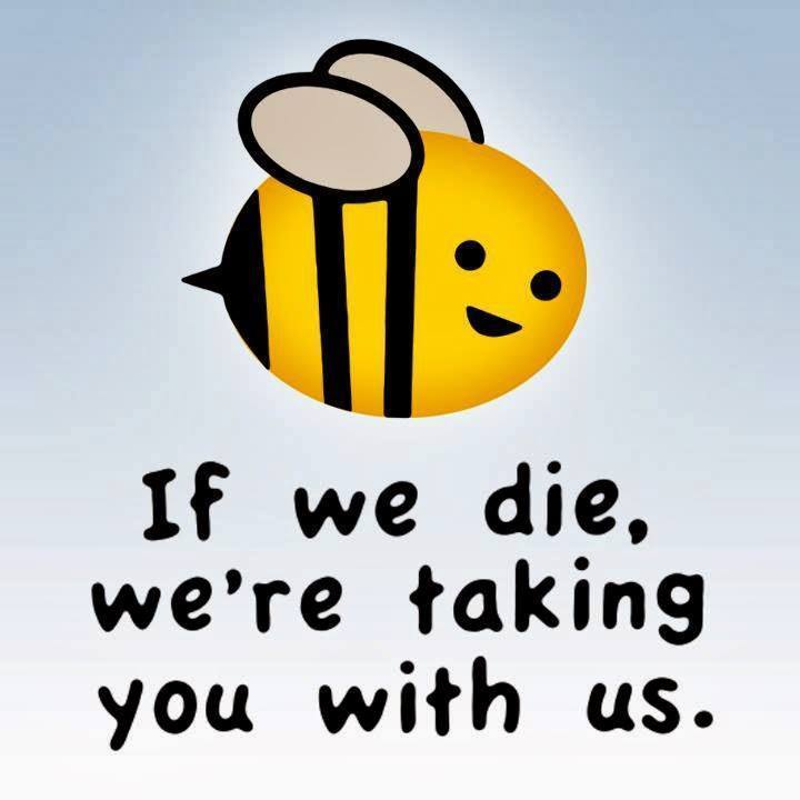 Image result for bees endangered meme