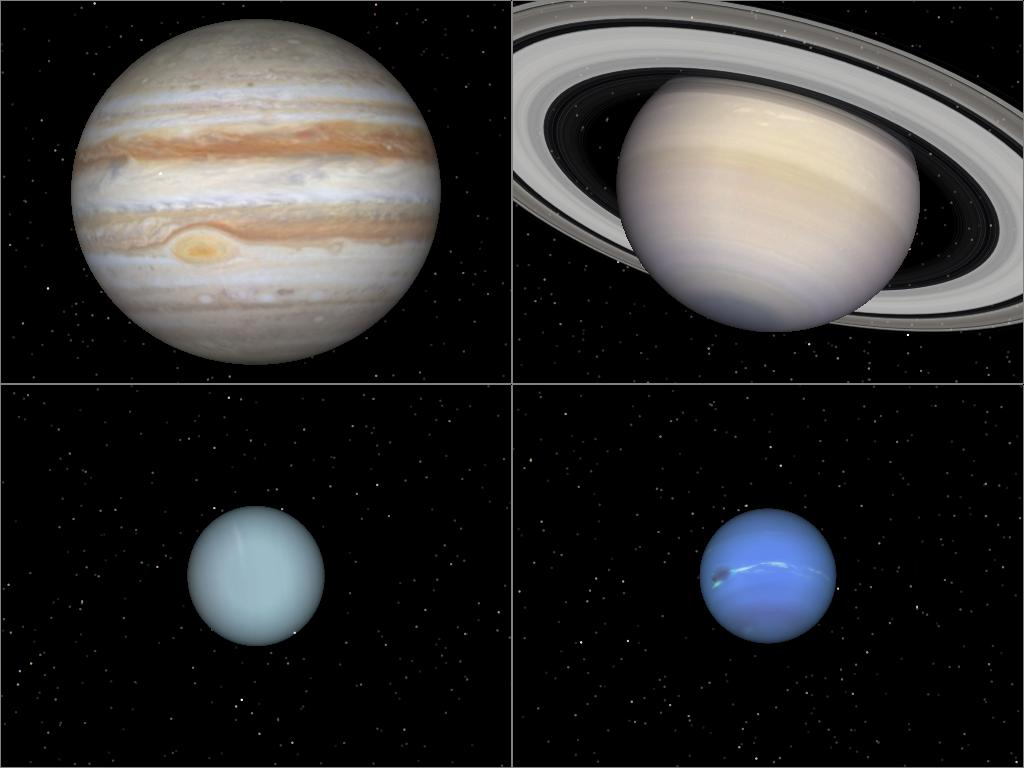 uranus is one of the gas giants and then - photo #8