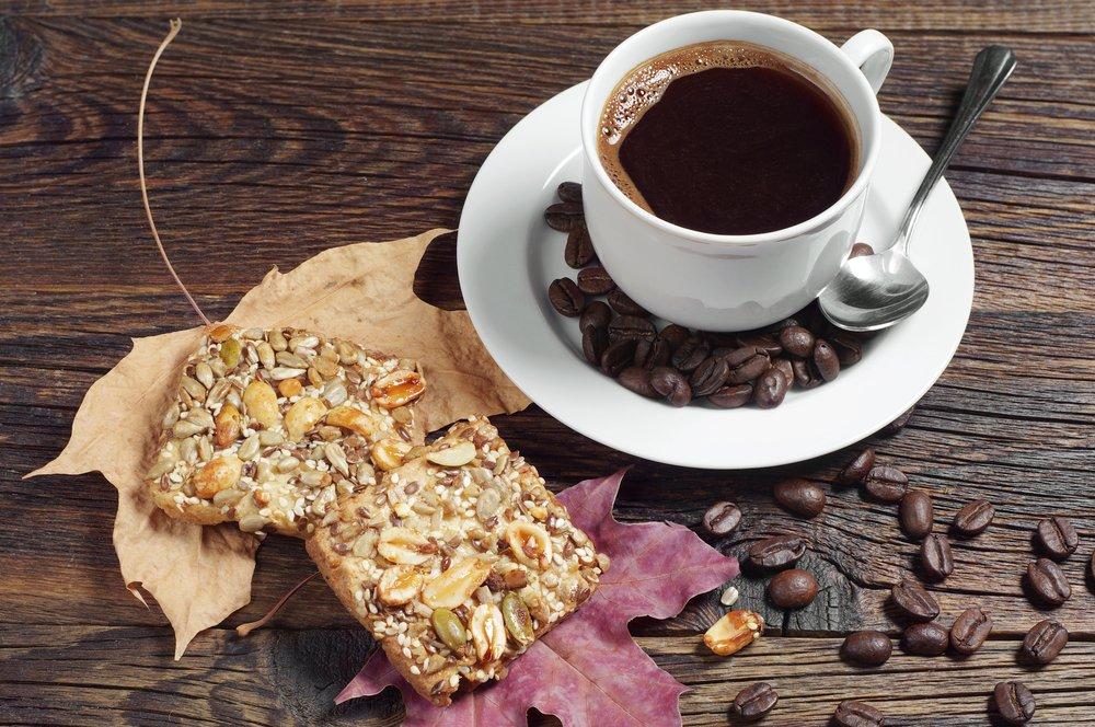 Coffee Beans Bread