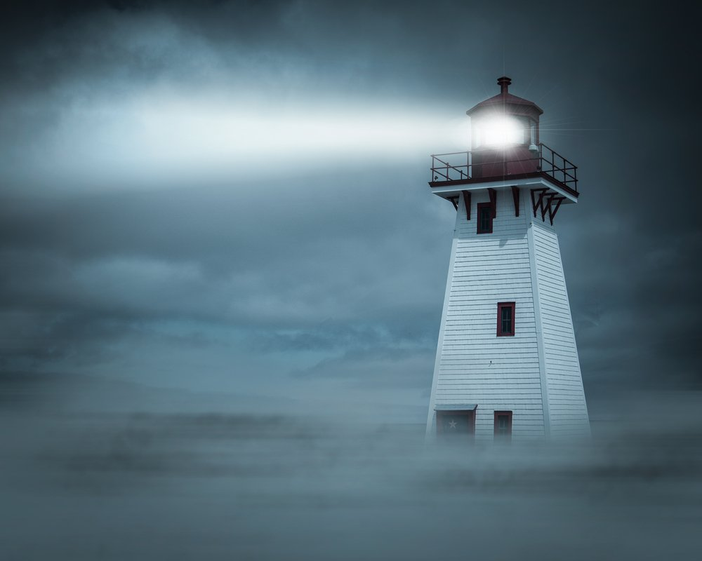how the light from lighthouses can be seen miles away science abc. Black Bedroom Furniture Sets. Home Design Ideas