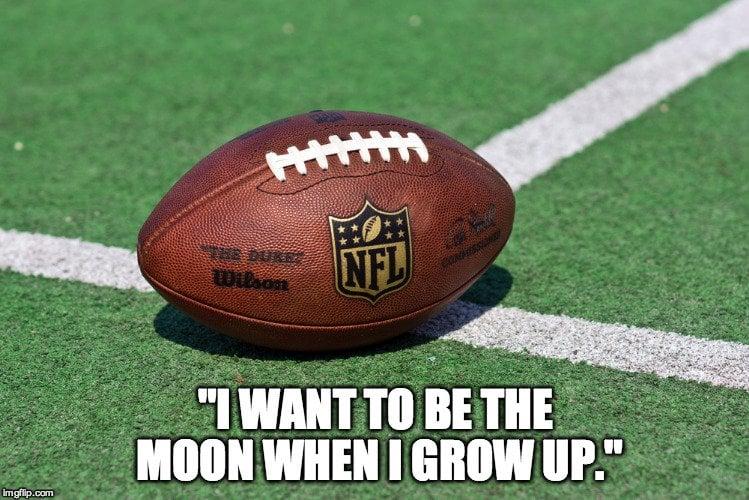 NFL Ball Meme
