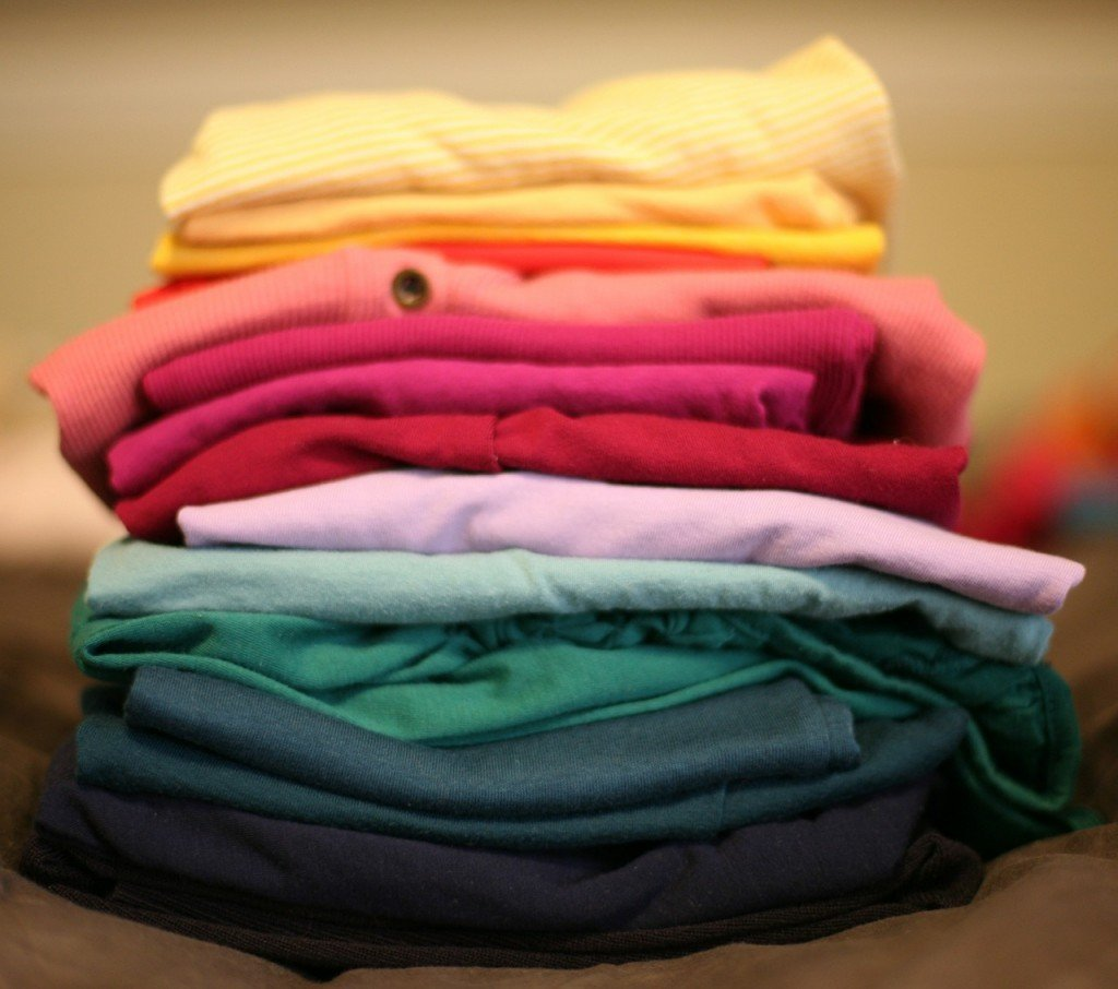 StackofCloths