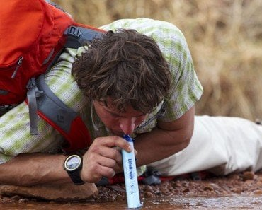 LifeStraw: A Small, Portable Water Filter That You Can Carry Everywhere!