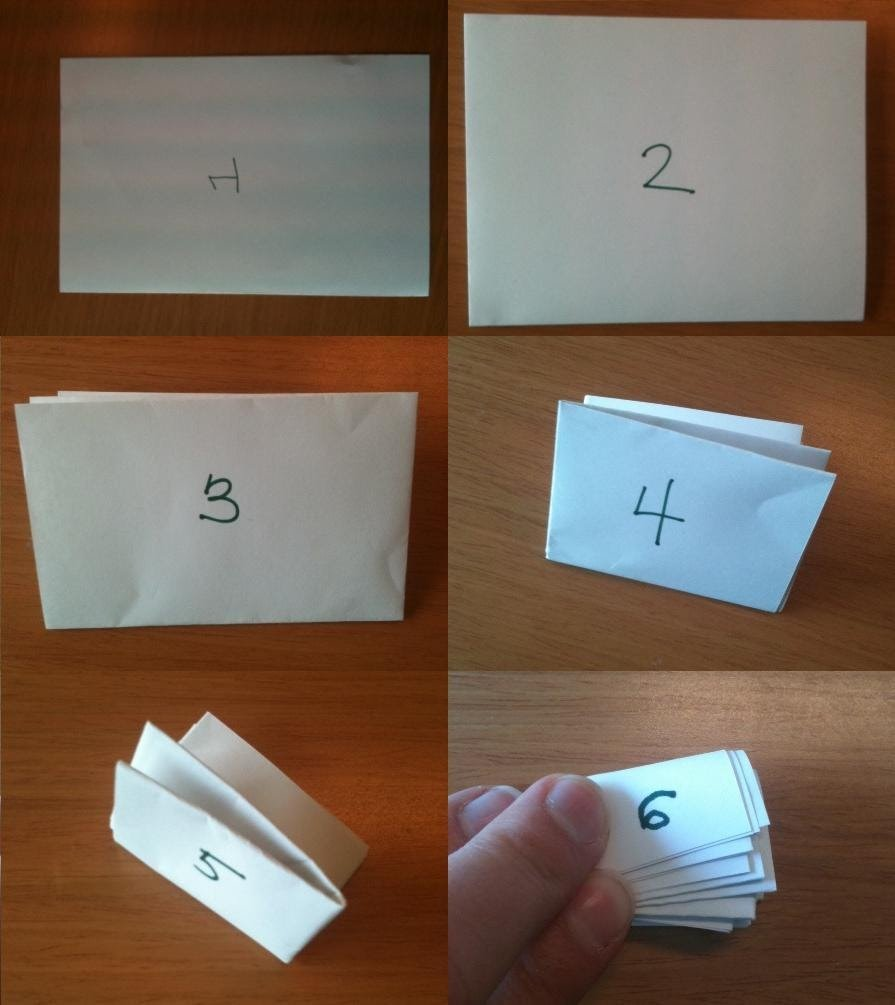 How Many Times Can You Fold A Piece of Paper In Half