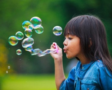 Science behind the Shape of Bubbles and Why they Pop
