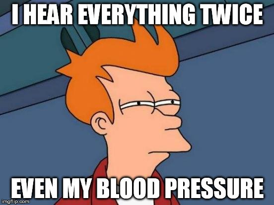 blood pressure meme why does blood pressure have two values? science abc