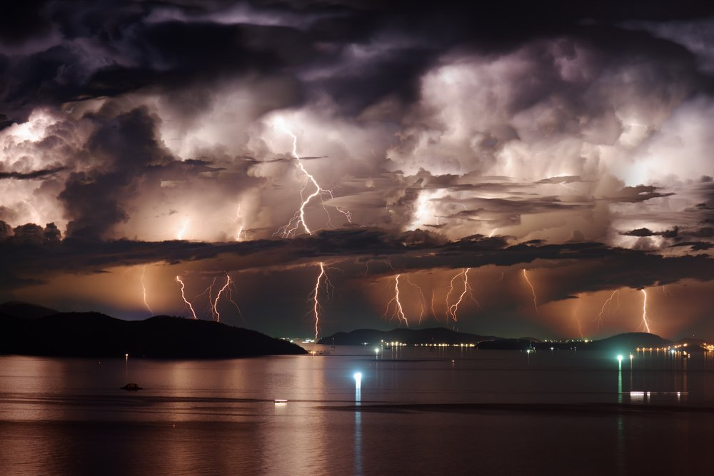 Can Volcanic Eruptions Spark Lightning? » Science ABC