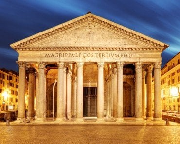 How Science Shaped The Pantheon Of Rome