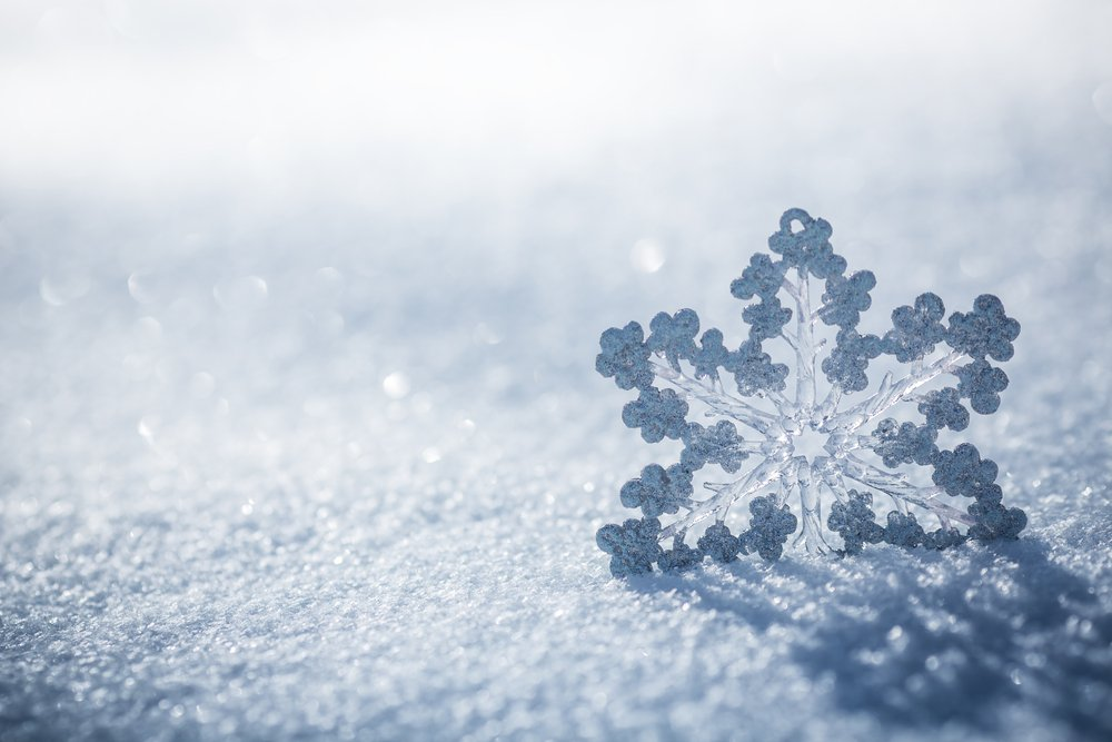 Why do snowflakes have such fascinating shapes science abc for Foto inverno per desktop