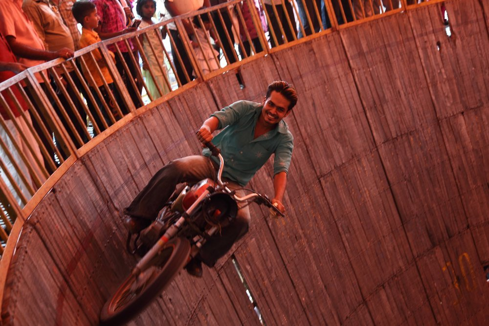 The Science Behind the Wall of Death » Science ABC