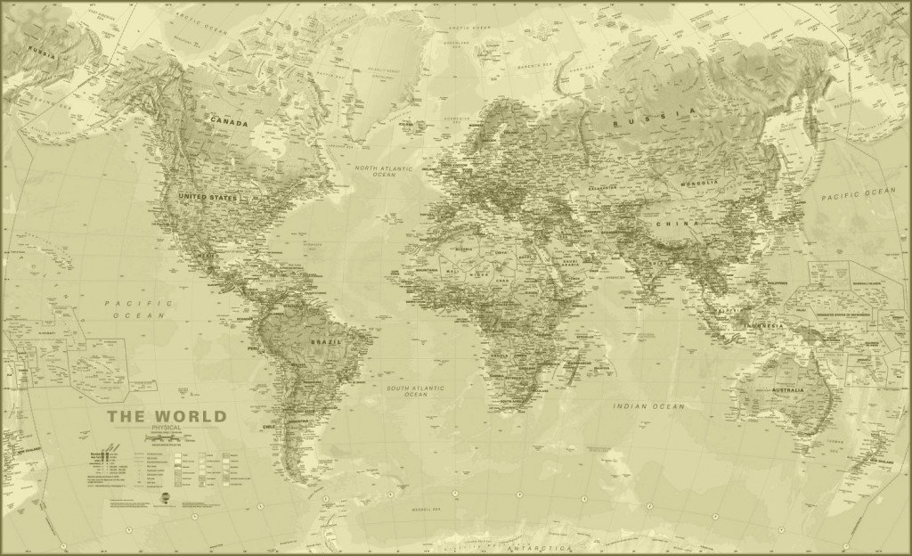 What is the mercator projection and the true sizes of worlds what is the mercator projection and the true sizes of worlds continents gumiabroncs Gallery