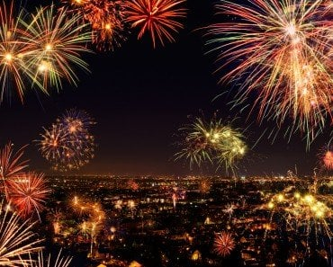 Science Of Fireworks: How Come Are They So Bright And Colorful?