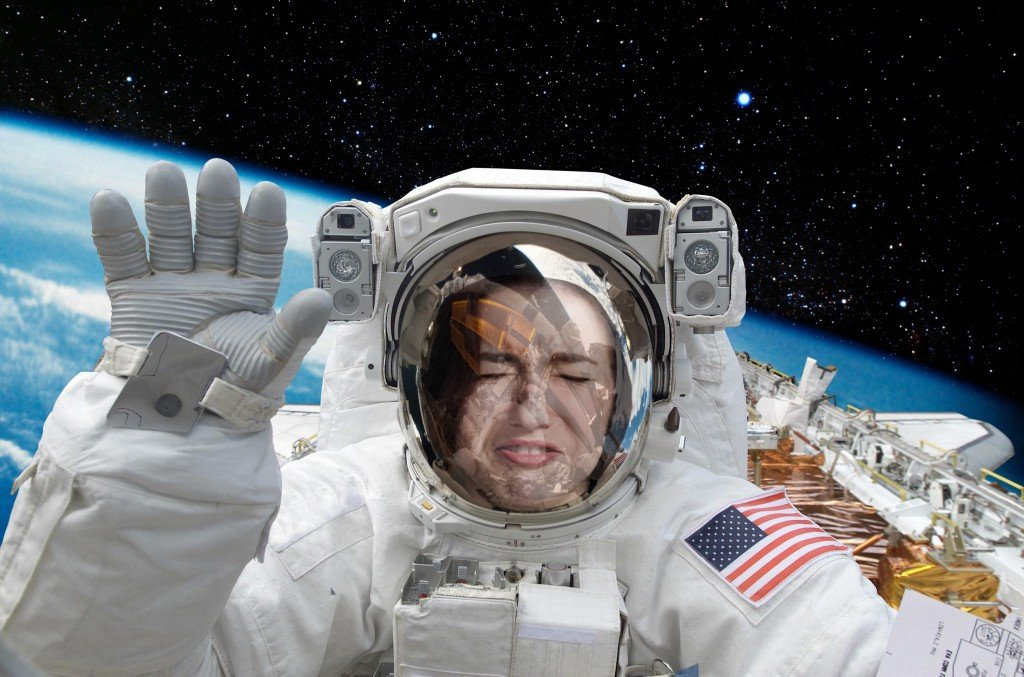 astronaut disappeared in space - photo #5
