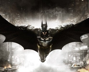 Can We Glide like 'The Dark Knight'?