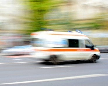 Why Does An Ambulance (Or Police) Siren Sound Different As It Passes By?