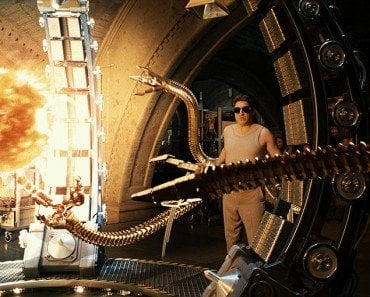 artificial sun in spiderman 2