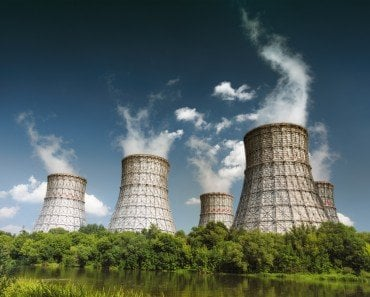 Why Do Cooling Towers Have Such A Unique Shape?