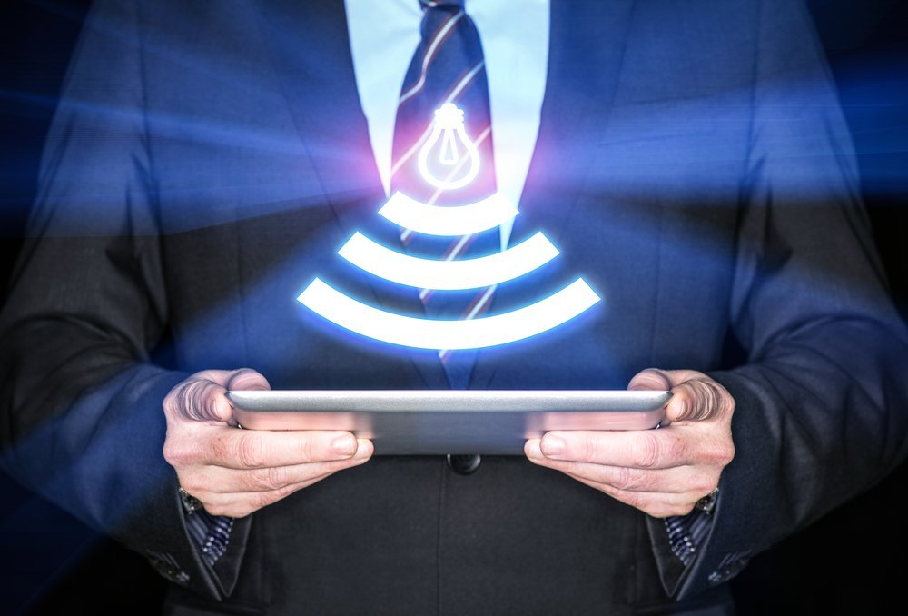 What Is LiFi And How D... Infrared Waves Communication