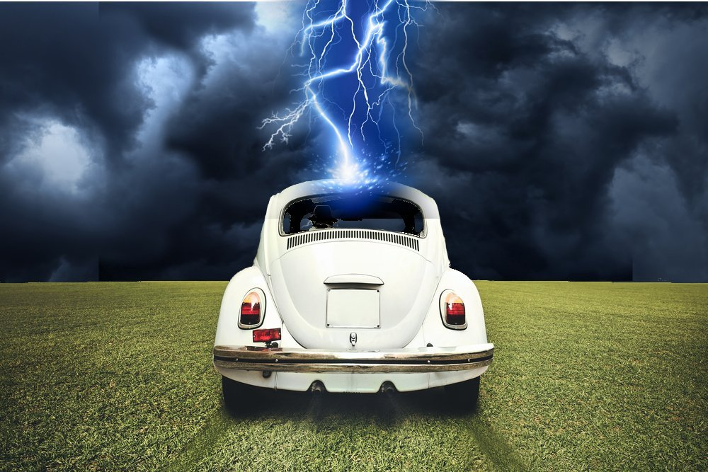 Can You Survive A Lightning Strike In A Car