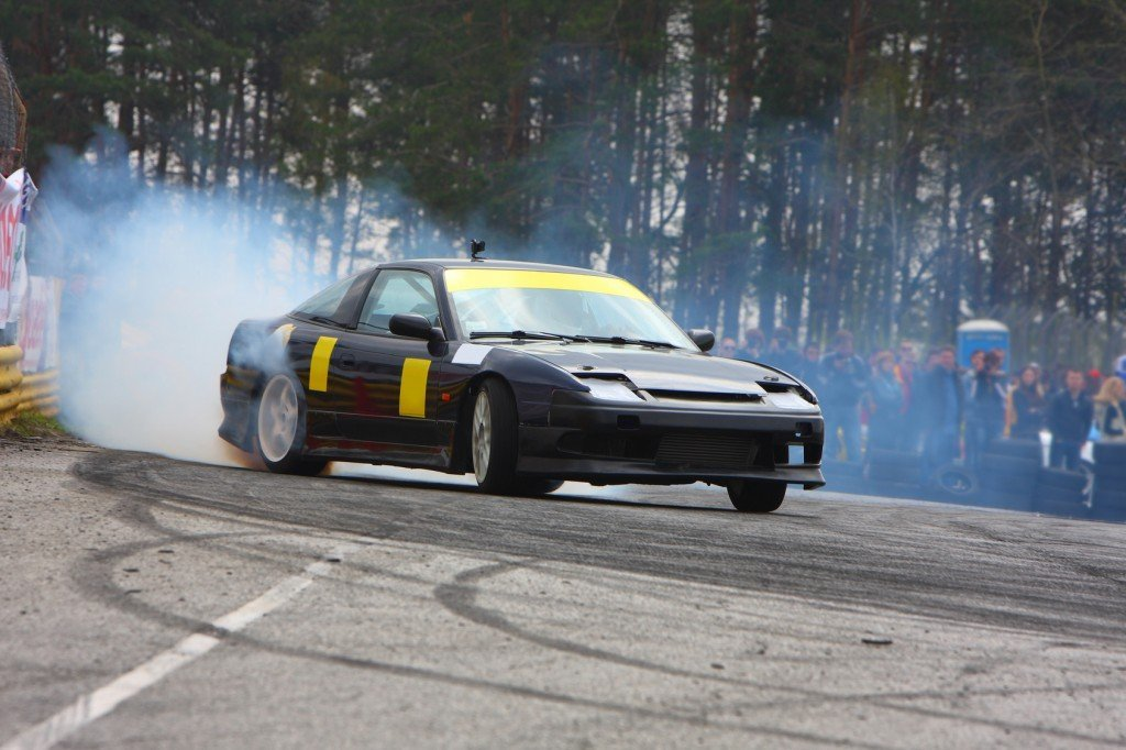 Science of Drifting: How Does Drifting A Car Work? » Science ABC