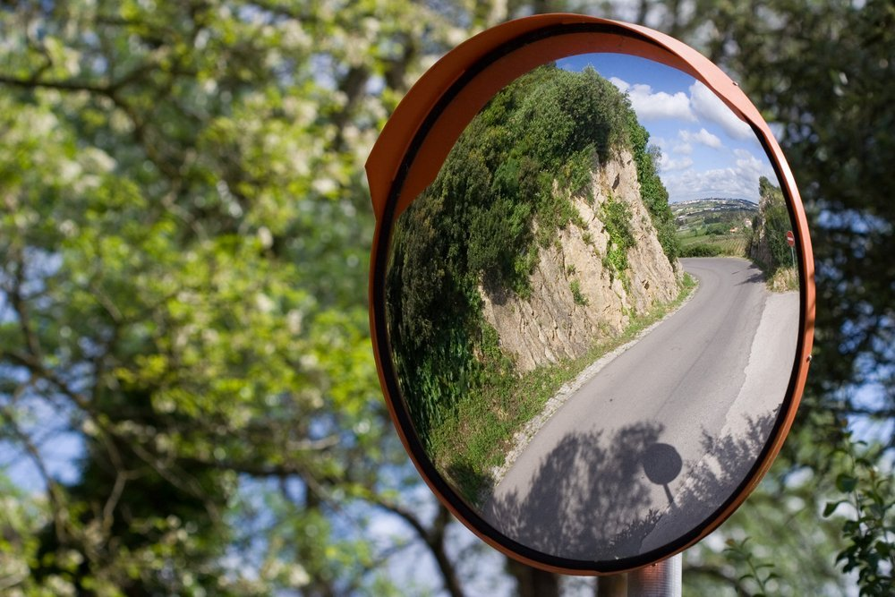 Why Objects In The Mirror Are Closer Than They Appear