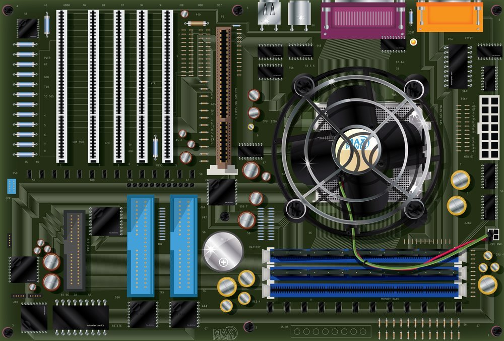 What Is Actually Inside Your Computer Tower  Cpu