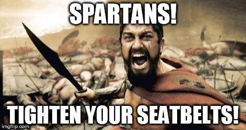 seatbelt meme