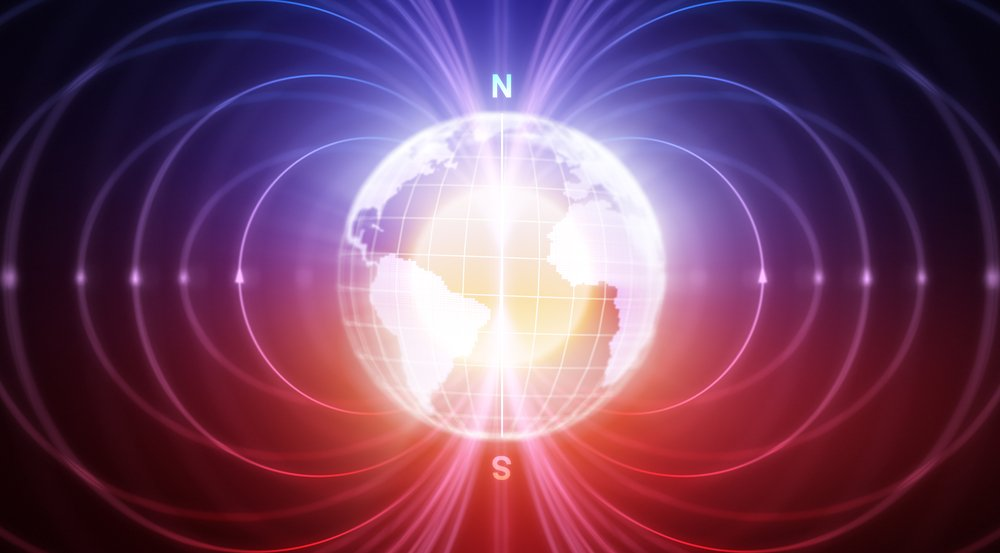 Earth's Magnetic Fields (Photo Credit: Andrey VP / Shutterstock)