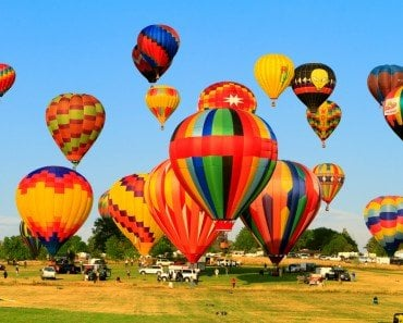 How Do You Steer A Hot Air Balloon?