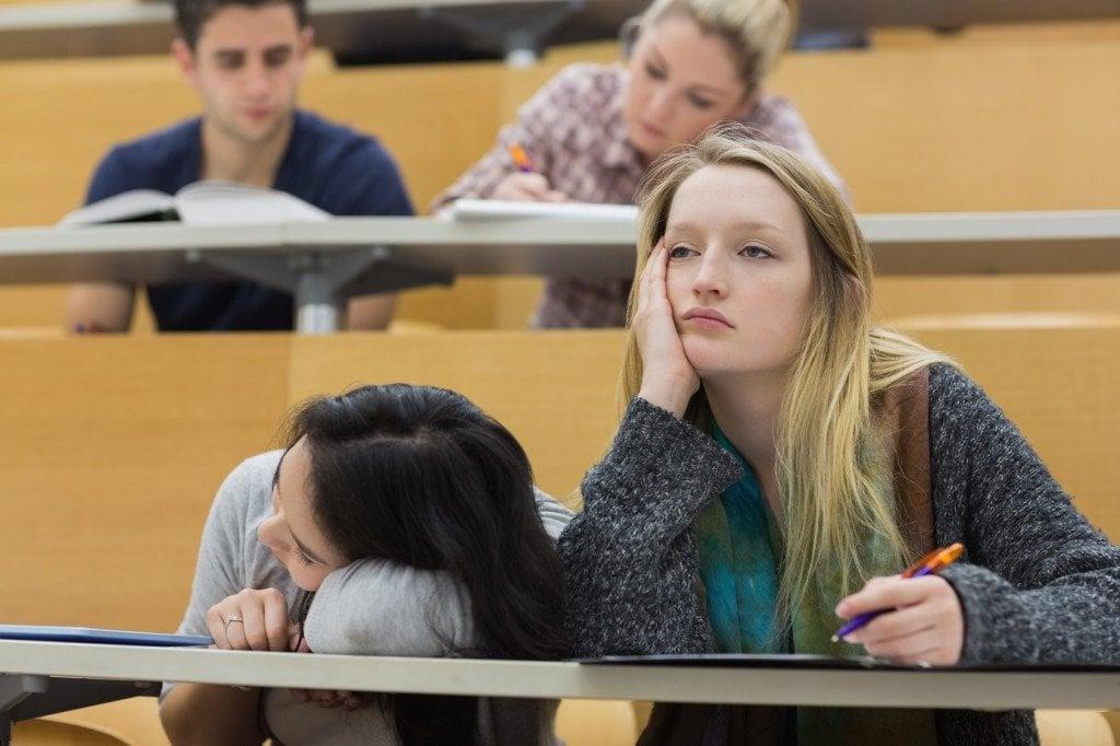 Image result for boring lecturer