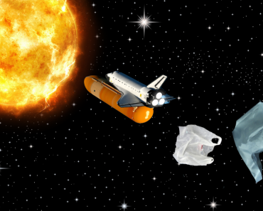 Can We Send All Our Plastic Waste Into the Sun?