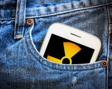 mobile phone in jeans pocket with black screen (Kwangmoo)