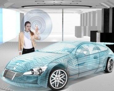 Digital car augmented reality
