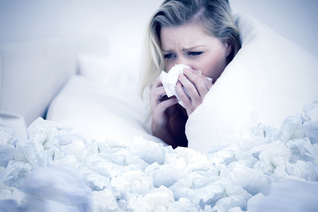 can you have another cold when you re already suffering from one