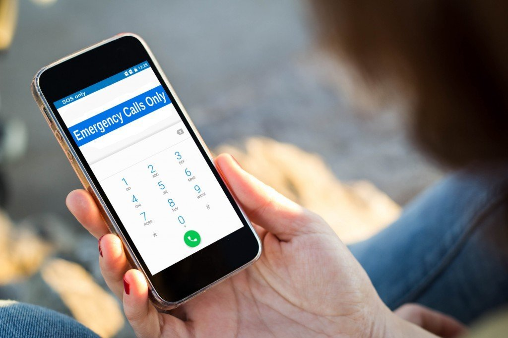 How Can Mobile Phones Make 'Emergency Calls' When There's No