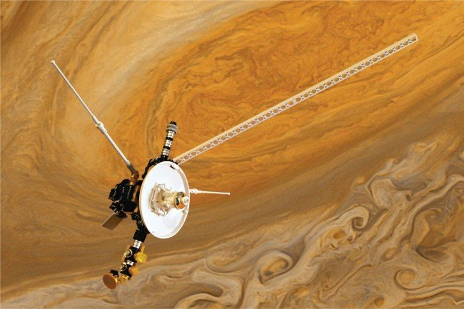 Voyager 1 one